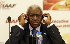 Former IAAF president Lamine Diack has been charged with corruption and money-laundering