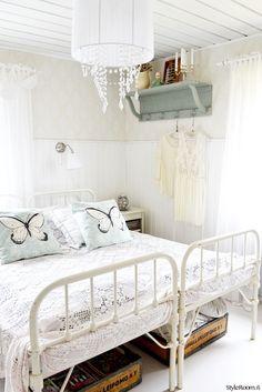 Makuuhuoneessa - Sisustuskuvia jäseneltä Hanna-Riikka - StyleRoom