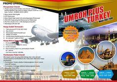 Paket Umroh Plus Turki Hanya Rp.28,5jt. Rp.28,5jt Februari