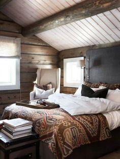 Cabin - Startside