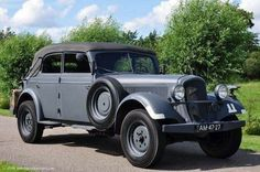 1942 Skoda Superb 3000 Type 952 KFZ 21