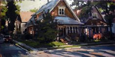 Impressionist Paintings by Shelby Keefe | StudioShelby Online Impressionist Art