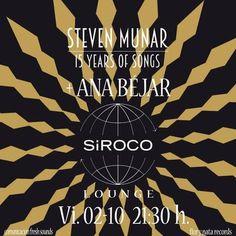 Concierto de Steven Munar en Siroco