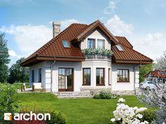 Dom w rukoli (G2) - zdjęcie od ARCHON+ Biuro Projektów