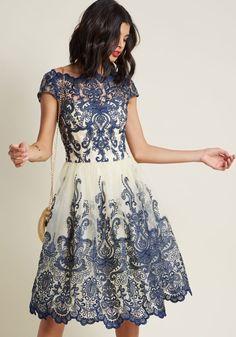 Exquisite Elegance Lace Dress