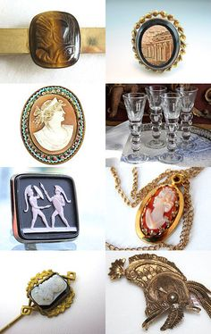 Dreaming of  Rome from  Vintage Vogue Team by Susan on Etsy-- Pinned with TreasuryPin.com