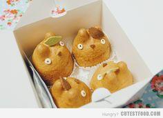 gâteau totoro