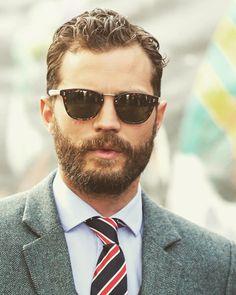 """4582271696 Oliver Peoples on Instagram  """"Jamie attends Cheltenham Festival in Oliver  Peoples Lerner sunglasses. Sable Tortoise Sandalwood Antique Gold + G15  Goldtone ..."""