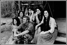 Steve McQueen | Back Set of Nevada Smith | 1966 | as Nevada Smith