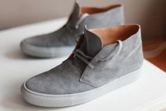 If you're a guy who tends to stick with one style of shoes... Well, change it.