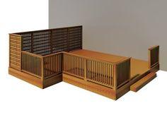 17 best backyard deck ideas images on pinterest backyard for Online deck designer tool