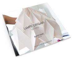 lampe origami faire soi m me 10 designs cr atifs origami bricolage et m mes. Black Bedroom Furniture Sets. Home Design Ideas
