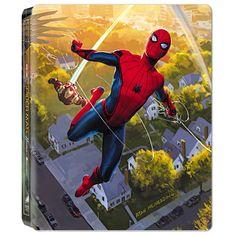 BR Steelbook Spiderman de Regreso a Casa
