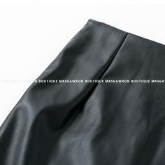 Spódnica skórzana mini z ćwiekami (3) z napisem Waist Skirt, Boutique, Skirts, Fashion, Moda, Fashion Styles, Skirt, Fashion Illustrations