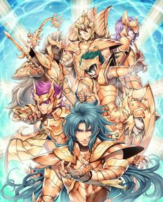 Saint Seiya | Tumblr