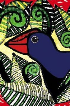 Bird Art, Unique Art, New Zealand, Spiderman, Birds, Crafty, Quilts, Adventure, Superhero