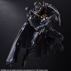 DC COMICS VARIANT PLAY ARTS -KAI- BATMAN™: TIMELESS – Steampunk – Designed by HITOSHI KONDO | Square Enix Online Store