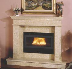 Mejores 69 Imagenes De Chimeneas En Pinterest Fire Places - Imagenes-de-chimeneas-modernas