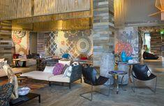 Interiors by the hotel's lead designer Patricia Urquiola.The W Retreat & Spa Vieques Island