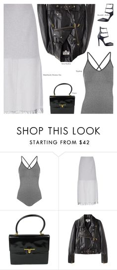 """""""Untitled #3106"""" by amberelb ❤ liked on Polyvore featuring Topshop and Acne Studios"""