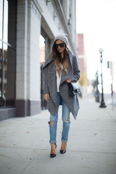 Gray Layers. - Mia Mia Mine