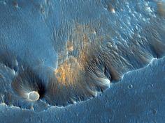 les photos de mars par la NASA en HD - fonds d'écran gratuits by unesourisetmoi
