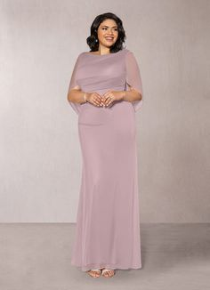 Azazie Belladonna MBD Mother of the Bride Dresses Mother Of Bride Outfits, Mother Of The Bride Gown, Mob Dresses, Bride Dresses, Bridal Looks, Bridal Style, Gold Plus Size Dresses, Casual Bridesmaid Dresses, Groom Dress