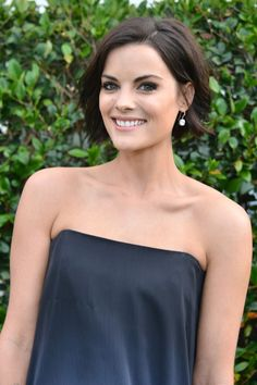 2015 Critics' Choice TV Awards: After Party - Jaimie Alexander short hair