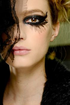 Gothic fairies by Chanel / 2013