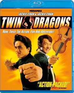 Twin Dragons ( JACKIE CHAN )