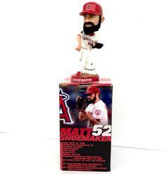 Los Angels Baseball Sports Matt Shoemaker Bobble Head In Original Box | Sports Mem, Cards & Fan Shop, Fan Apparel & Souvenirs, Baseball-MLB | eBay!