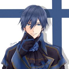 Creds @ とろ on Pixiv | KAITO