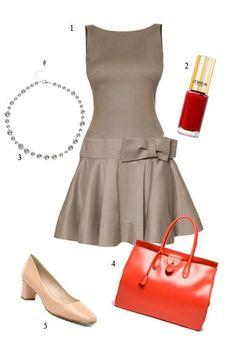 La tendenza anni '60 della primavera estate 2012 #outfit