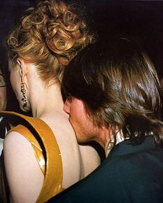 Nicole Kidman and Tom Cruise, Oscars, 2000