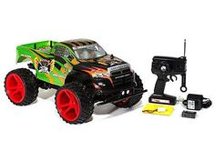 WT Toys Torque King Electric RTR RC Monster Truck