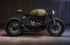 A Minimalist Honda CX Cafe Racer By X Axis