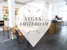 On the search for the nicest and tastiest vegan hotspots in Amsterdam? Found it! Discover our favorite 19 vegan hotspots in Amsterdam in one list. Enjoy!