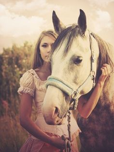 Image detail for -girl horse riding horse beautiful