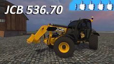 Review JCB 536.70 #FS15