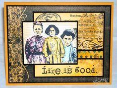 Stamps - Artistic Outpost Kudzu Kafe