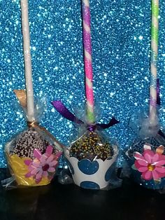 Gorgeous Cake Pop wrapping