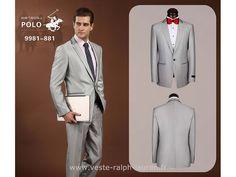 332a14db2c3 Polo officiel - Costumes Homme Ralph Lauren 2015 coton edition limitee mode pas  cher 9981 argent Costumes Ralph Lauren