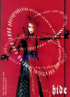 hide. X JAPAN. Spread Beaver.