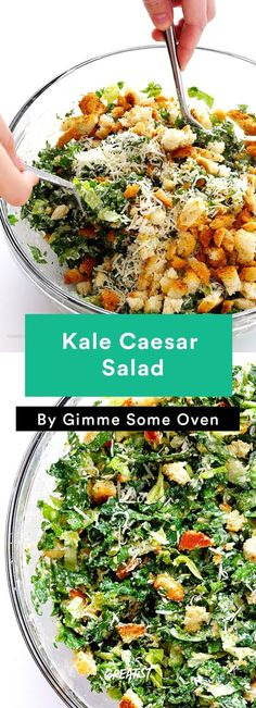 7 Summer Salads You'll Actually Want to Eat - Salad Recipes 🥗 Summer Salad Recipes, Kale Recipes, Healthy Salad Recipes, Summer Salads, Healthy Drinks, Vegetarian Recipes, Cooking Recipes, Medeteranian Recipes, Vegetarian