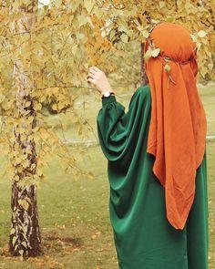 Niqab Fashion, Muslim Fashion, Hijabi Girl, Girl Hijab, Islamic Girl Images, Hijab Style Tutorial, Stylish Hijab, Islam Women, Muslim Beauty