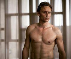 Tom Hiddleston in High Rise as Dr. Robert Laing