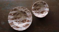 Faux Bois Bowls by Ross Sveback