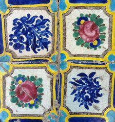 Golestan palace#qajar# located in Tehran/ Iran close to Tehran grand bazaar Art Tiles, Mosaic Tiles, Blue Color Combinations, Persian Architecture, Tehran Iran, Antique Tiles, Grand Bazaar, Islamic Art, Decoration
