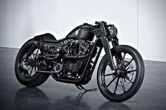 Stealth Harley Sportster