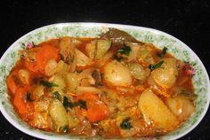 Retete Culinare - Ghiveci de legume